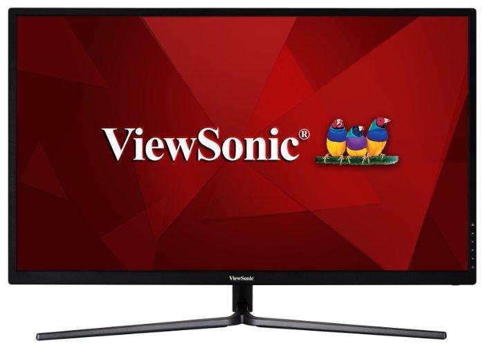 """Купить Монитор Viewsonic VX3211-2K-mhd 31.5"""" черный по низкой цене с доставкой из Яндекс.Маркета (бывший Беру)"""