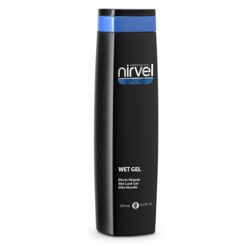 Nirvel Styling гель с эффектом мокрых волос Wet Gel, 250 мл