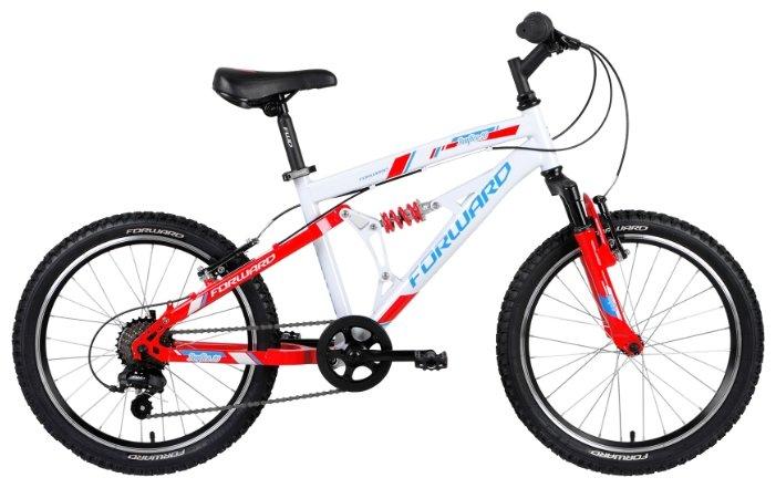Подростковый горный (MTB) велосипед FORWARD Benfica 20 (2018)