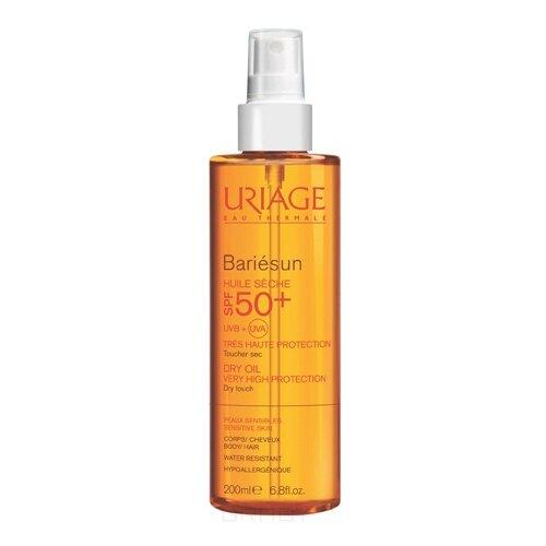 Фото - Uriage Bariesan сухое масло-спрей SPF 50 200 мл uriage bariesan солнцезащитный спрей spf 30 200 мл