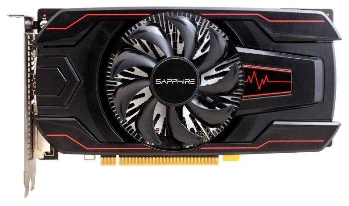 Sapphire Pulse Radeon RX 560 1216Mhz PCI-E 3.0 4096Mb 7000Mhz 128 bit DVI HDMI HDCP