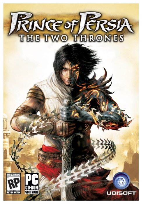 Ubisoft Prince of Persia: The Two Thrones