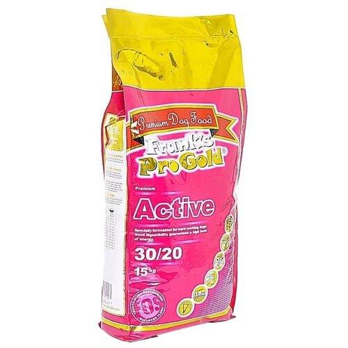 Корм для собак Frank's Pro Gold (15 кг) Active 30/20 15 кг