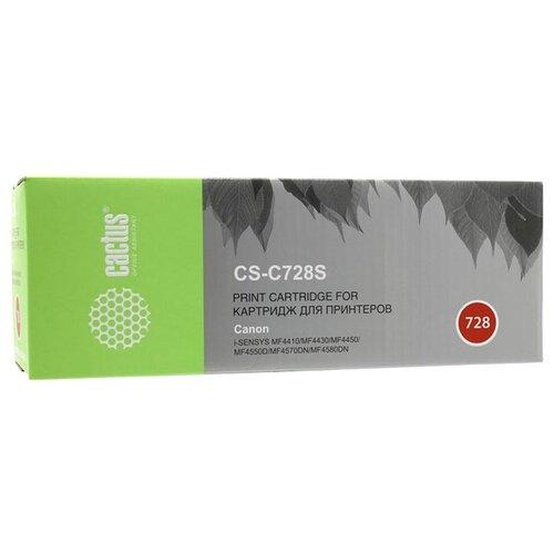 Фото - Картридж cactus CS-C728S, совместимый картридж cactus cs c728s совместимый