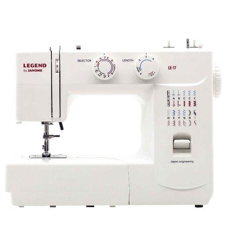 цена на Швейная машина Janome Legend LE-17
