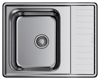 Врезная кухонная мойка OMOIKIRI Sagami 63 IN-L