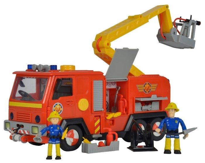 Игровой набор Simba Fireman Sam Deluxe Jupiter 9257661