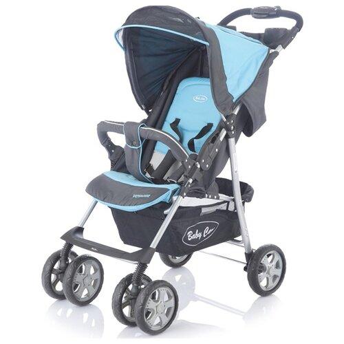 Прогулочная коляска Baby Care Voyager light blue/grey прогулочная коляска baby care polo light terrakote