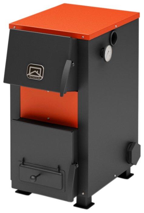 Комбинированный котел Теплодар Куппер ОК 9 9 кВт одноконтурный