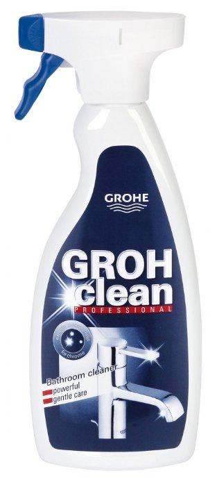Чистящее средство для ванн и раковин Grohe Grohclean 0.5 л 48166000