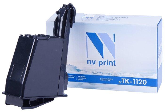 Картридж NV Print TK-1120 для Kyocera, совместимый — купить по выгодной цене на Яндекс.Маркете