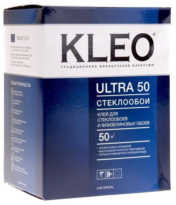 Клей для обоев KLEO ULTRA Для стеклообоев