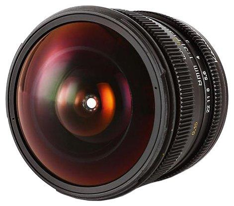 Объектив SainSonic 8mm f/3.0 Fisheye Canon EF-M