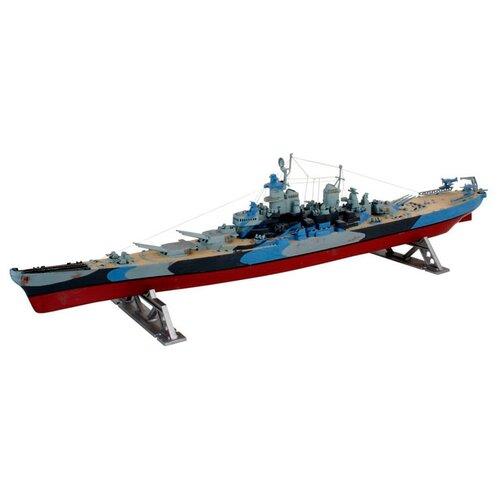 Сборная модель Revell Battleship USS MISSOURI (05092) 1:535 assembly model 1 7 00 bb 63 world war ii missouri battleship model 31613