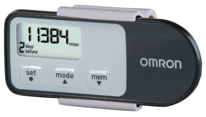 Шагомер OMRON HJ-321-RU Walking style One 2.1