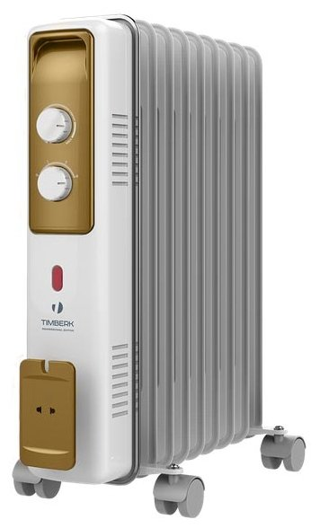Масляный радиатор Timberk TOR 21.1809 BCX