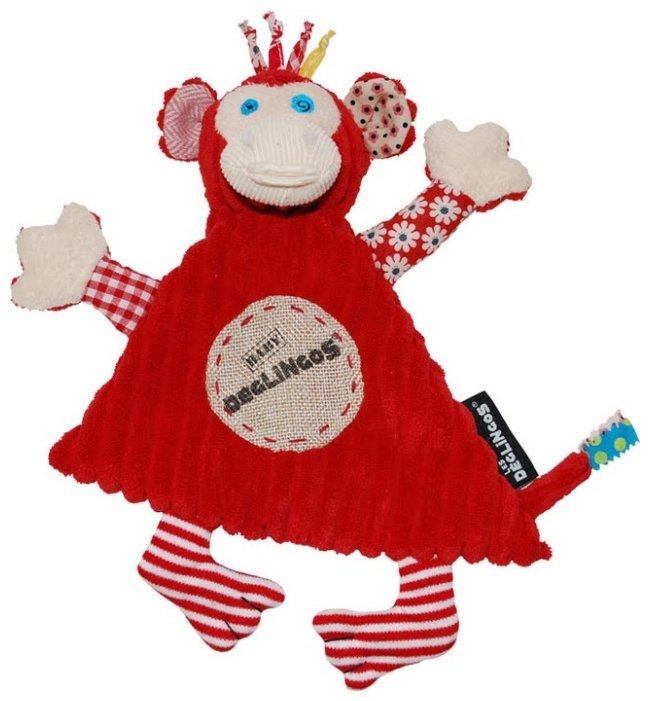 Мягкая игрушка Deglingos Обезьянка Bogos baby 23 см