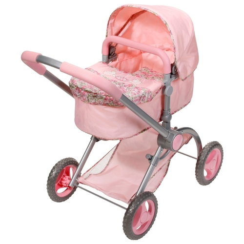 Коляска-люлька Zapf Creation Baby Annabell 2 в 1 (792858)