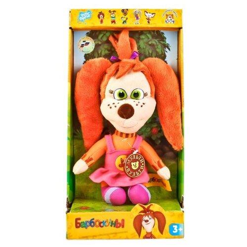 Мягкая игрушка Мульти-Пульти Барбоскины Лиза 23 см в коробкеМягкие игрушки<br>