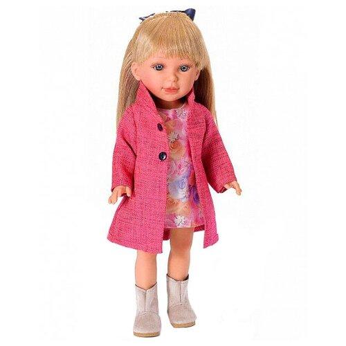 Кукла Vestida de Azul Паулина Весна Москва блондинка 28 см PAU-809