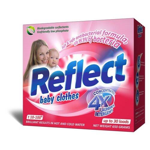 Фото - Стиральный порошок Reflect Baby clothes картонная пачка 0.65 кг bodysuits modis m182k00021 for baby boys kids clothes children clothes tmallfs