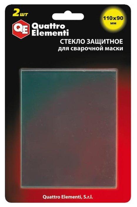 Защитное стекло Quattro Elementi 110×90