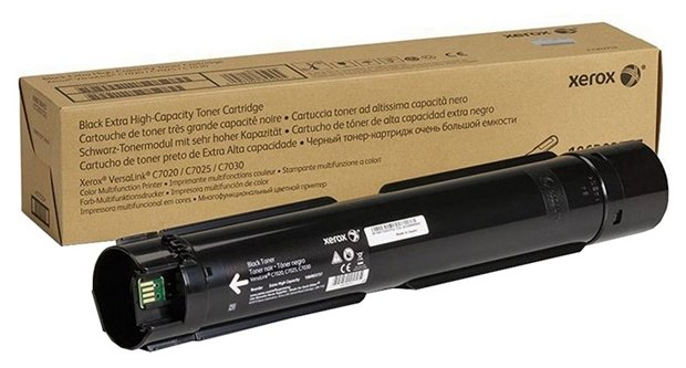 Тонер-картридж XEROX 106R03745 (black)