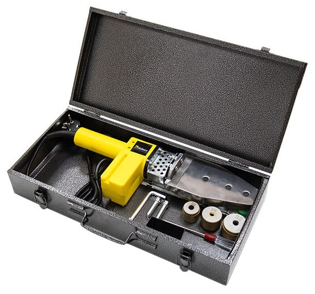 Аппарат для раструбной сварки Kolner KPWM 800MC