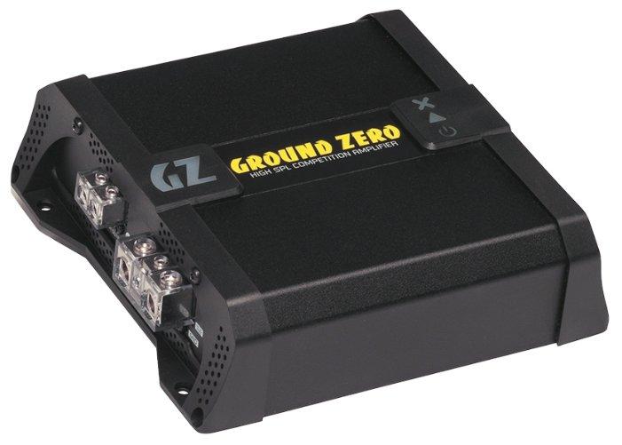 Автомобильный усилитель Ground Zero GZCA 1.2K-SPL