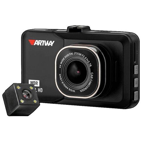 цена на Видеорегистратор Artway AV-394, 2 камеры