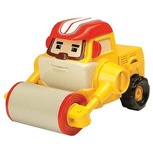 Купить Каток Silverlit Робокар Поли Макс (83176) 6 см желтый/бежевый/красный, Машинки и техника