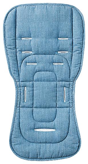 Комплект для прогулочной коляски Fairy Жирафик голубой