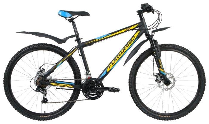 Велосипед для взрослых FORWARD Sporting 2.0 Disc (2017)