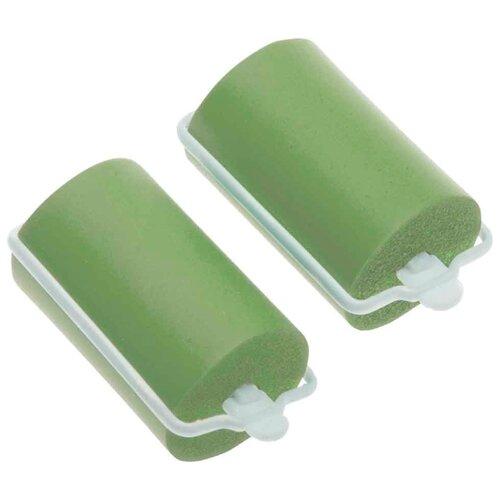 Мягкие бигуди DEWAL DBRZ38 (38 мм) 10 шт. зеленый  - Купить