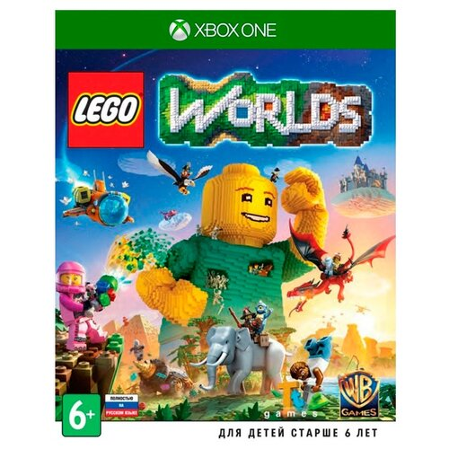 Игра для Xbox ONE LEGO Worlds