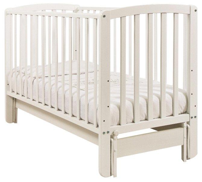 Кроватка Angela Bella Бьянка (маятник)