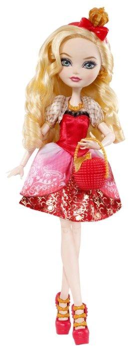Кукла Ever After High Главные принцессы Эппл Уайт, 26 см, BBD52