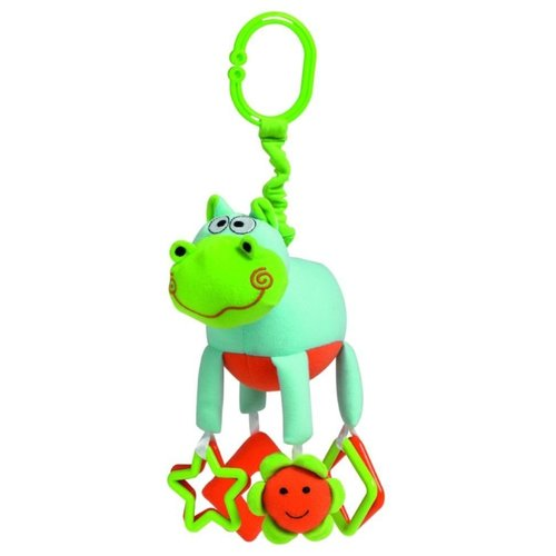 Подвесная игрушка Bebe confort Бегемотик (34000133) зеленый, Подвески  - купить со скидкой