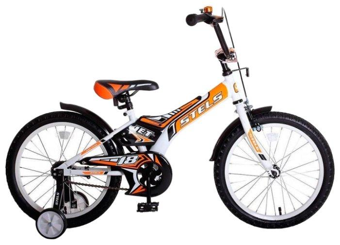 Детский велосипед STELS Jet 18 (2017)