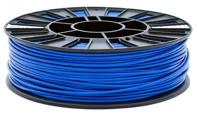 ABS пруток REC 2.85 мм синий