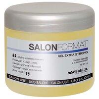 Brelil Professional Гель для сильной фиксации волос / Fixing Gel-Strong (Pot), 500 мл