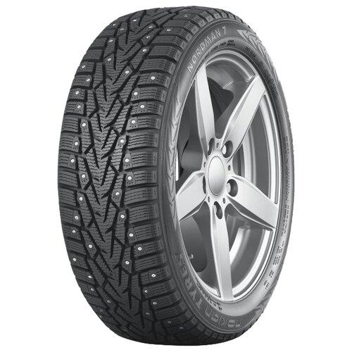 Фото - Автомобильная шина Nokian Tyres Nordman 7 195/60 R16 93T зимняя шипованная 16 195 60 93 190 км/ч 650 кг T (до 190 км/ч) T автомобильная шина hankook tire winter i cept iz 2 w616 195 60 r16 93t зимняя