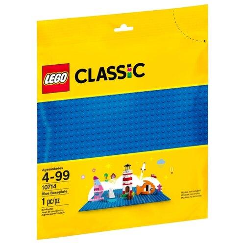 Конструктор LEGO Classic 10714 Синяя пластина