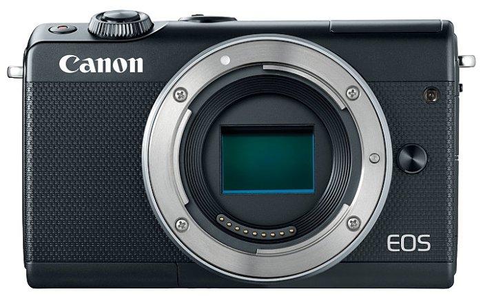 Canon Фотоаппарат со сменной оптикой Canon EOS M100 Body
