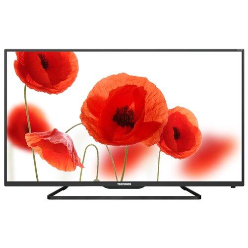 Фото - Телевизор TELEFUNKEN TF-LED55S37T2SU 55 (2017) черный телевизор telefunken 31 5 tf led32s74t2 черный