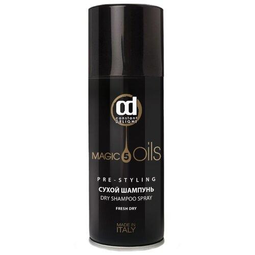 Constant Delight сухой шампунь Magic 5 Oils, 100 мл сухой шампунь magic of india в ассортименте 50 г