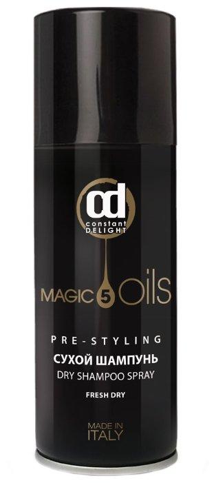 Constant Delight сухой шампунь Magic 5 Oils, 100 мл
