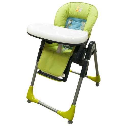 Купить Стульчик для кормления Baby Ace PC-353 зеленый, Стульчики для кормления