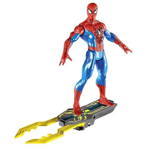 Фото - Фигурка Hasbro Spider-man Спайдер Страйк A5702 hasbro игровая фигурка spider man хобгоблин сакс