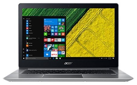 Ноутбук Acer SWIFT 3 (SF314-52-72N9) (Intel Core i7 7500U 2700 MHz/14